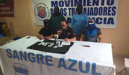 Movimientos de Trabajadores de la Policía reprueba trabajo de la PNC