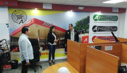 Fiscalía allana oficinas de Alba Petróleos