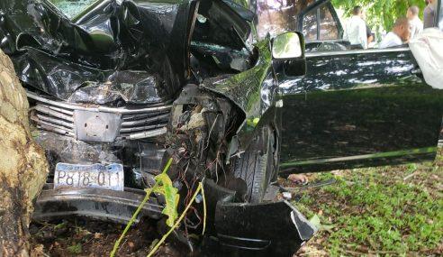 Accidente de tránsito carretera a Santa Ana deja dos fallecidos
