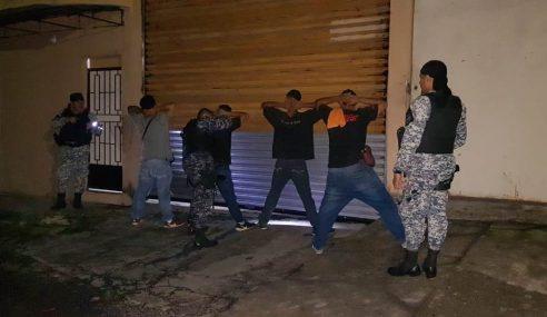 Policía Nacional Civil reporta 9,295 capturas desde el mes de junio hasta la fecha