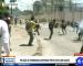 Policía de Honduras dispersa protestas con gases
