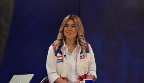 """Marcela Villatoro: """"Vamos a apoyar todas las decisiones que tome el gobierno y sean propositivas para nuestro país"""""""