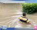 Lluvia causa derrumbes y desborde de ríos y quebradas