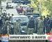Más de una decena de fallecidos tras un enfrentamiento armado en México