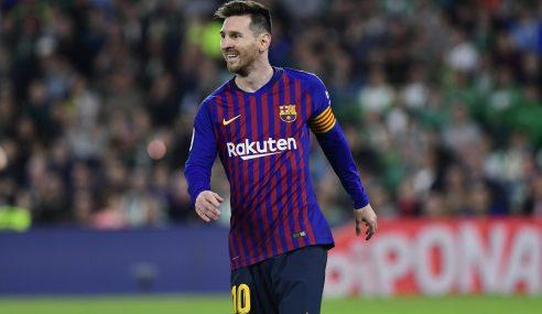 """Messi: """"Mi idea es retirarme en el Barça"""""""
