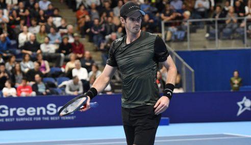 Andy Murray vuelve a ser campeón venciendo a Wawrinka en Amberes