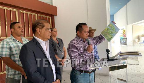 Secretario del FMLN informó sobre daños en las cosechas y denuncia que Gobierno no estuvo presente en emergencia por lluvias