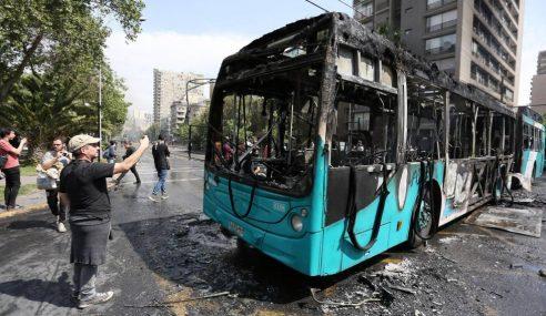 Protestas en Chile dejan hasta el momento 10 personas fallecidas