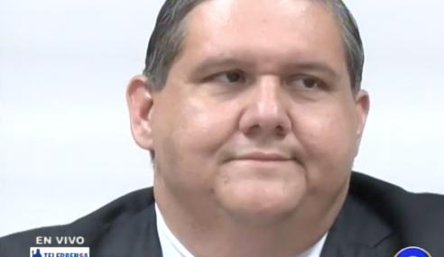 Renuncia presidente del IAIP por supuesta filtración de datos