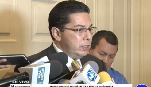 Magistrados podrían dar nueva prórroga para ley de reconciliación