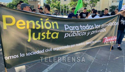 Mesa por una Pensión Digna piden una mejora al sistema de pensiones