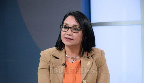"""Carmen Elena Rivas: """"Si tengo la intención de buscar la reelección para continuar con el trabajo"""""""