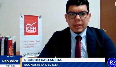 """Ricardo Castaneda: """"Es muy temprano para saber cuáles serán los costos de estos sucesos"""""""